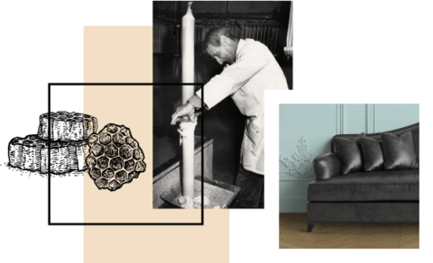 The know-how of the French wax maker of 1936